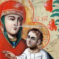 Виставка ікон зі збірки Олександра Чернова (м. Хмельницький)