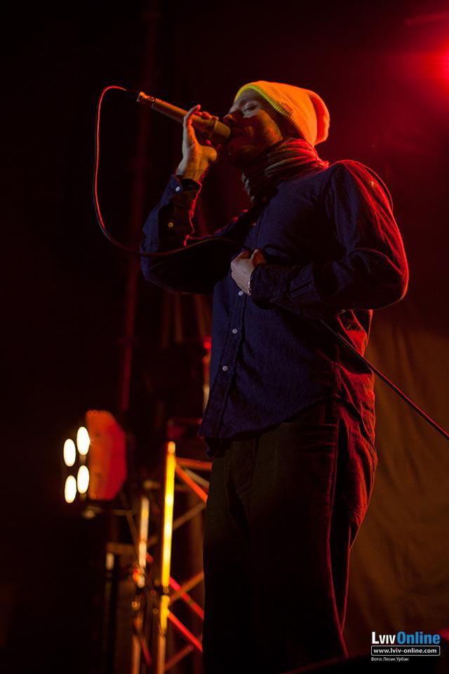 Фото з концерту гурту 5nizza