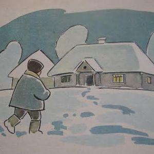 Майстер-клас «Зима в акварелі»