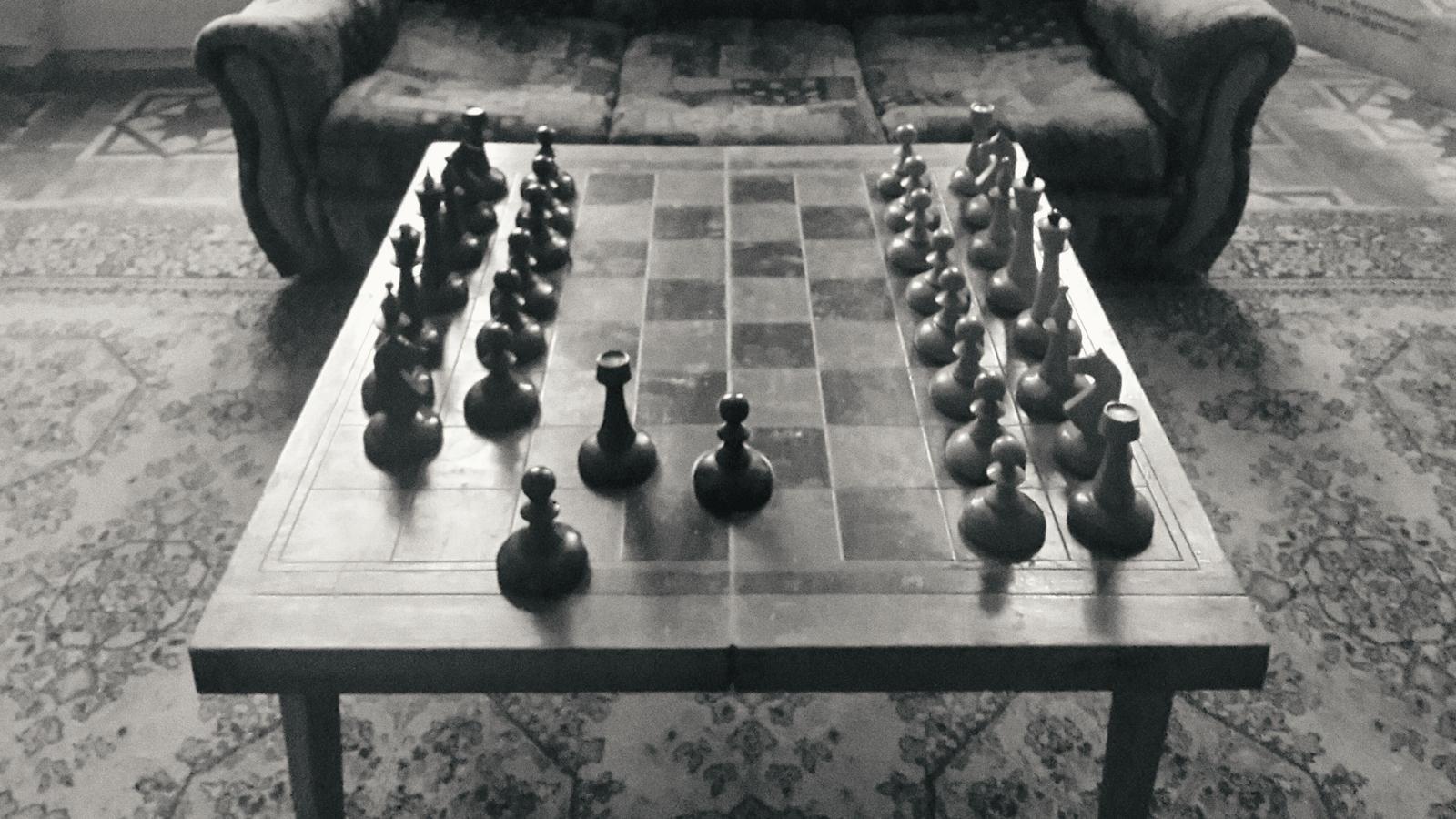 Львів і шахи