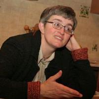Зустріч з іконописцем Іванкою Крип'якевич-Димид