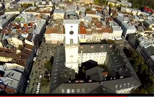 Історія кохання у Львові. Це варто побачити