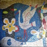 Лекція Олени Бистрової «Оберніться! Мистецтво за спиною: мозаїка автобусних зупинок»