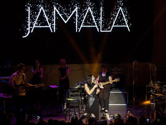 Фото з концерту Джамали у Львові