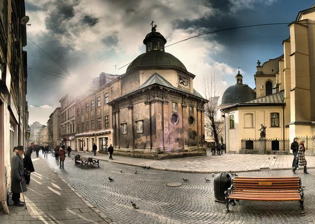 Львів це…