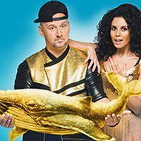Потап і Настя з програмою «Золоті кити»