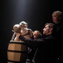 Вистава «Божественна комедія» - Театр «І люди, і ляльки»