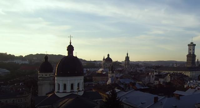 Преображенська церква - храм у Середмісті Львова