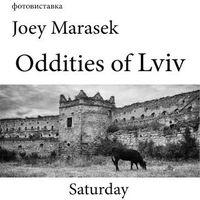 Виставка мандрівного фотографа Joey Marasek