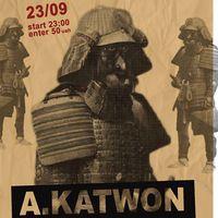 Вечірка A.Katwon (Under4M/Keller,Kyiv)