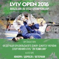 Відкритий чемпіонат з бразильського джиу-джитсу