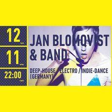 Клубний концерт Jan Blomqvist & Band