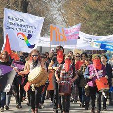 Лекція «Феміністичний рух у Центральній Азії: Киргизстан, Казахстан»