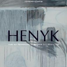 Виставка малярства HENYK