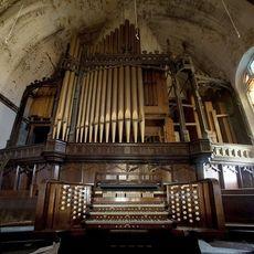 Концерт «Органні токати»