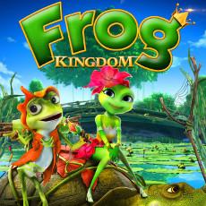 Мультфільм «Принцеса-жабка» (Frog Kingdom)