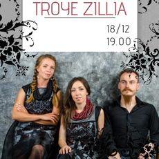 Теплий концерт гурту Troye Zillia