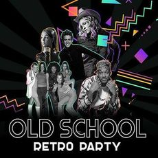 Вечірка Old School Retro Party