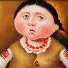 Виставка Галини Константюк «Україна в портретах»