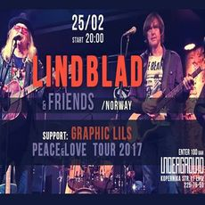 Концерт Lindblad&Friends