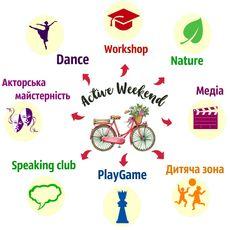 Фестиваль активного дозвілля Active Weekend
