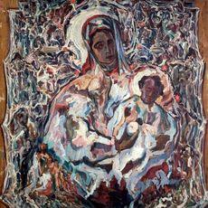 Виставка «О. Новаківський (1872-1935). Сакральне мистецтво. Живопис, Графіка»