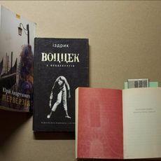 Лекція Олени Галети «Вибухові слова: українська література 1990-х»