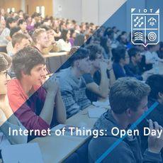 День Відеритих Дверей програми IoT@NILP