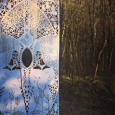 Виставка витинанок Дарії Альошкіної «Райце»