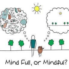 Лекція «Тривожні розлади & Mindfulness»