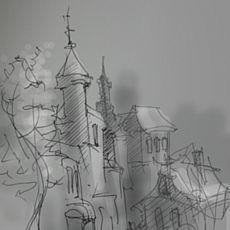 Вистава «Наше містечко»