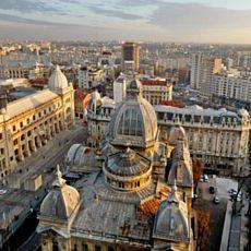 Лекція «Місто хрестів: навернення Бухареста після 1990 р.»