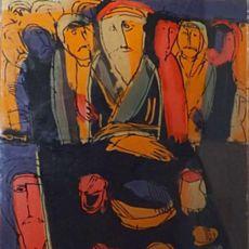 Ювілейна виставка Василя Семенюка