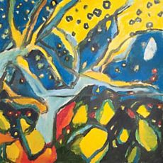 Персональна виставка Володимира Лободи «За зорею ідучи»