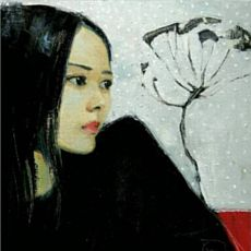 Виставка живопису Ксенії Дацюк «Романтична»