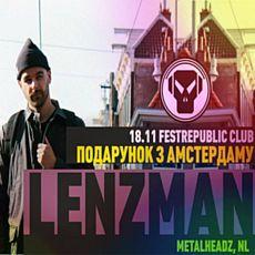 Виступ Lenzman (Metalheadz)
