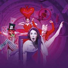 Балет «Пригоди Аліси в Країні Чудес» Королівського театру Ковент Ґарден