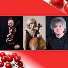 Різдвяні вечори з «Київ-тріо»