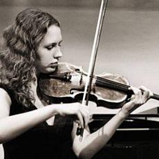 Скрипковий речиталь українсько-швейцарської скрипальки Ірини Гінтової