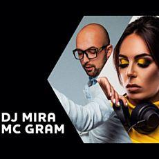 Вечірка з DJ Mira & MC Gram