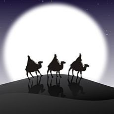 Лекція Наталії Сеньківської «Три Королі Різдва»