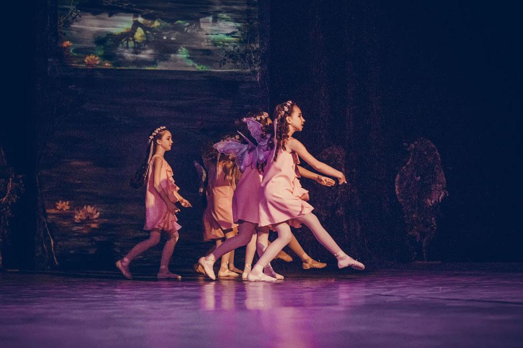 Фото з прем'єри балету «Дюймовочка» від Школи Академічного та Сучасного Балету у Палаці Культури ім. Гната Хоткевича