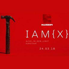 Концерт гурту IAMX