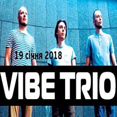 Концерт Vibe Trio