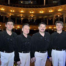 Концерт фольк-гурту «Львівські музики»
