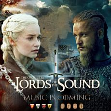 Концерт Lords of the Sound з програмою Music Is Coming