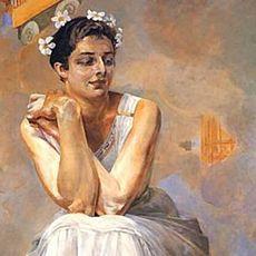 Лекція Світлани Стець «Три музи декадансу: жінки у житті та творчості художників»