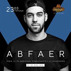 Вечірка з DJ AbFaer