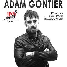 Концерт Adam Gontier