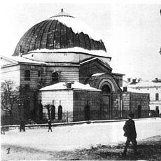 Екскурсія Ольги Лідовської «Через дві синагоги до ґетто»